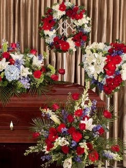 Patriotic Salute Tribute Series