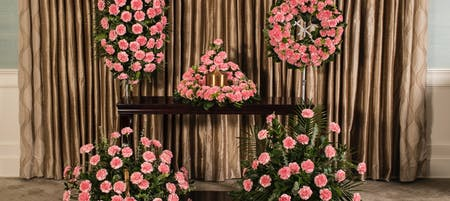 Pink Carnation Memorial Series