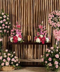 Pink  Memorial Garden Series