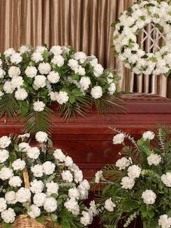 White Carnation Tribute Series