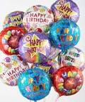 Dozen Birthday Balloons