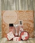 Cherry Blossom Spa Set