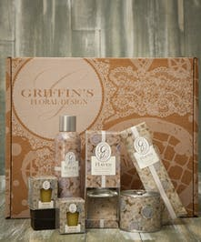 Haven Aroma Gift Set Griffins Aroma & Candle Baskets Columbus Ohio