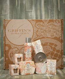 Cashmere Kisses Aroma Gift Set Griffins Aroma & Candle Baskets Columbus Ohio