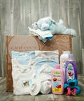 Baby Boy 7 Piece Gift Set