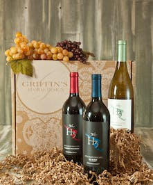 Columbia Crest H3 Wine Baskets Delivery Columbus Ohio - Same-day Delivery