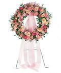 Twilight Serenity Standing Wreath