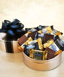 Classic & Elegant Ghirardelli Columbus Ohio Chocolate Baskets