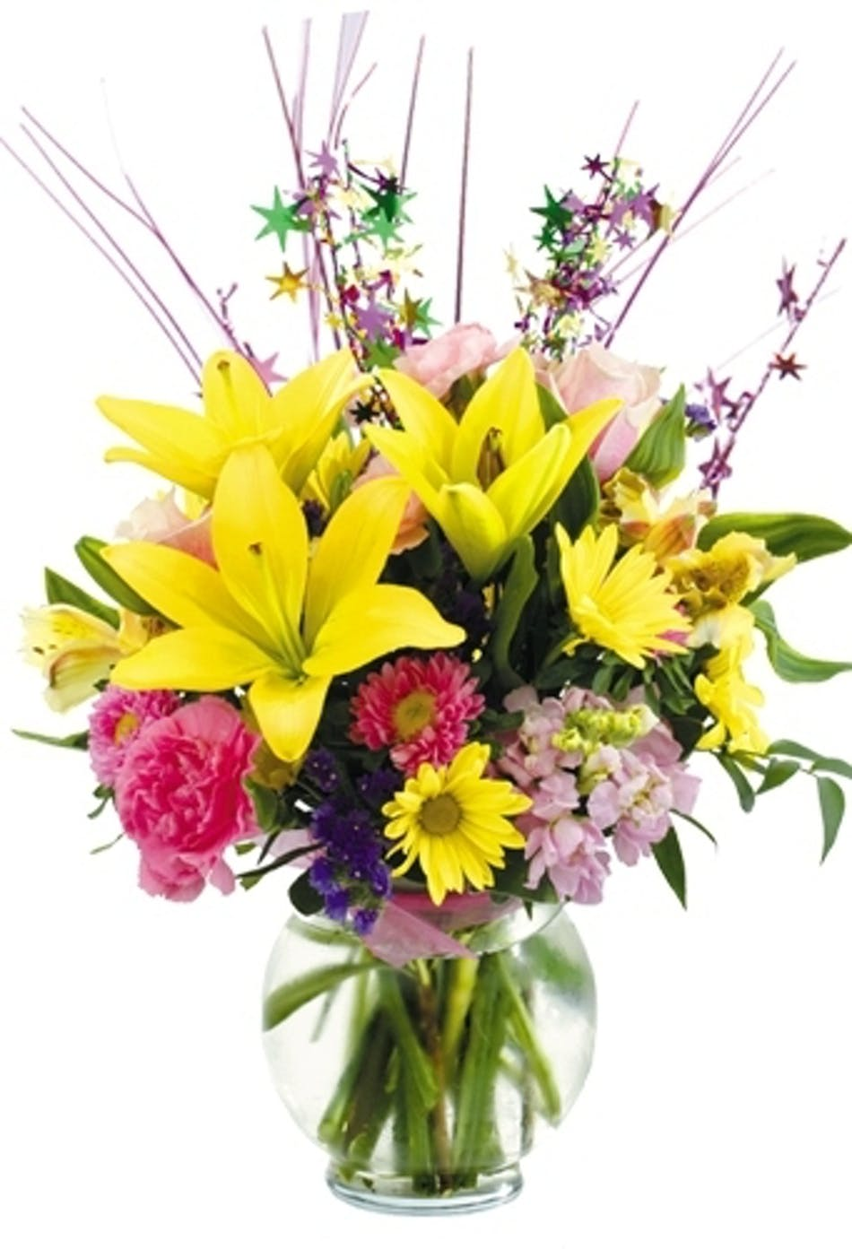 Shining Star Flowers Columbus Florists Secretatries Day Flower