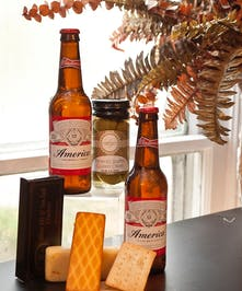 Budweiser Classic Gourmet Gift Set