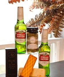 Stella Artois Classic Gourmet Gift Set