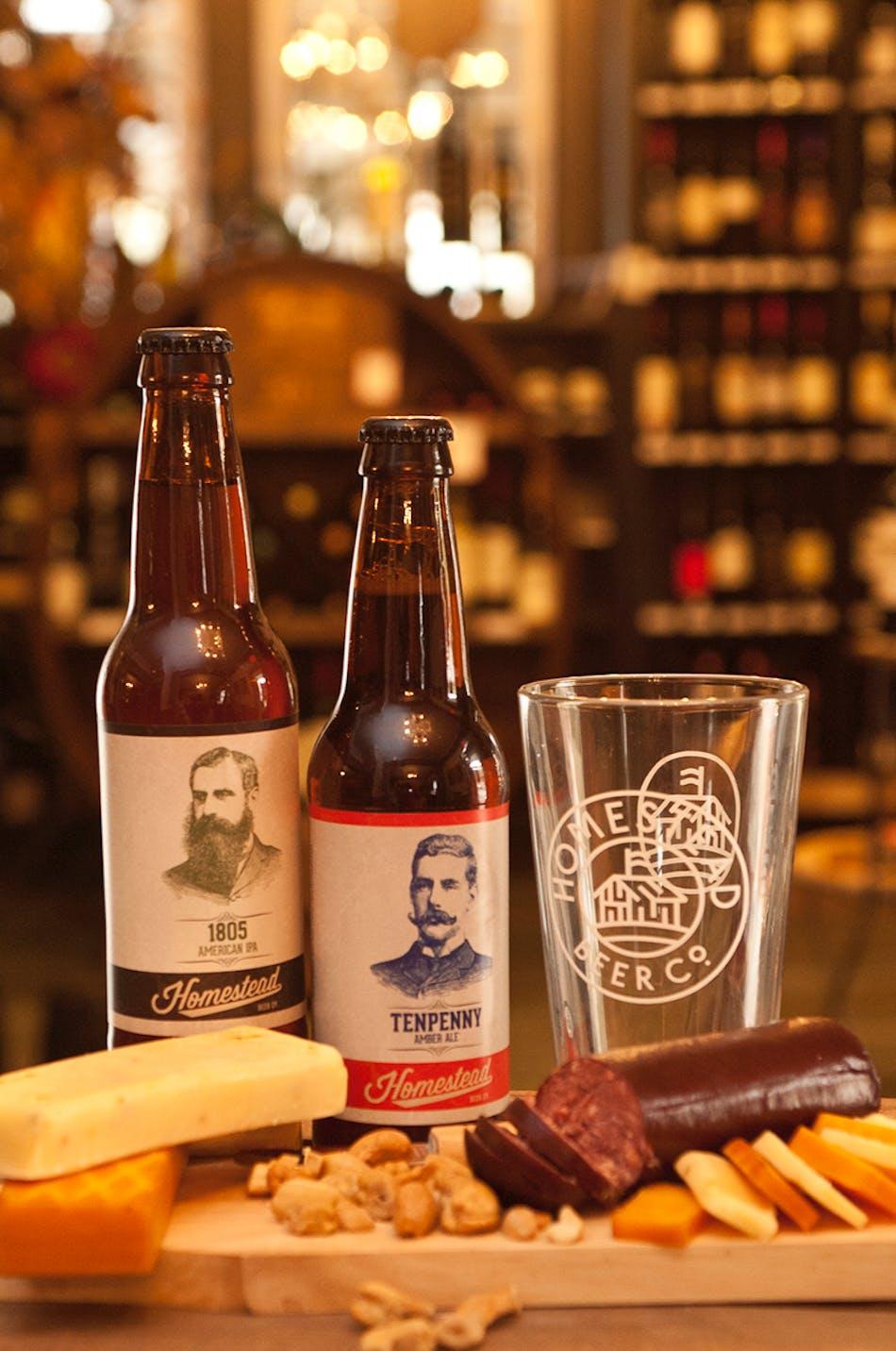 Homestead Brewery Premium Gourmet Gift Set
