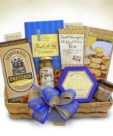 Corporate Gourmet Gift Basket Delivery Columbus (OH) Griffin's
