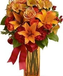Autumn's Orange Crush Columbus Oh Florists Griffins