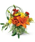 Bright and Sunny Birthday Bouquet