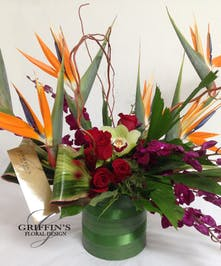 Blossoming Birds Columbus Ohio luxury flowers