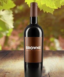 Browne Family  Cabernet Sauvignon New Albany Ohio Wines Newark Ohio