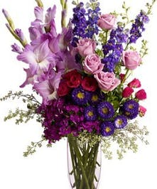 Bunches of Love Luxury Flowers