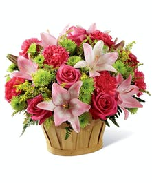 Perfect In Pink Columbus Ohio Flowers Griffins Floral Design