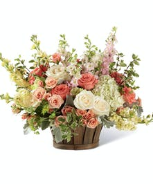 Serenity Garden by Columbus Ohio Flowers Griffins Floral Design