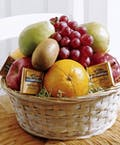 Gathering Fruit Basket