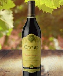 caymus Cabernet 2013 New Albany Ohio Wines Newark Ohio