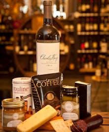 Charles Krug Premium Gourmet Gift Set
