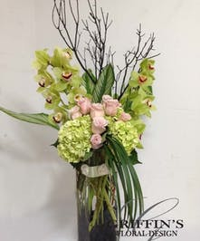 Cymbidium Surprise Luxury Flowers Columbus (OH) Same-Day Delivery