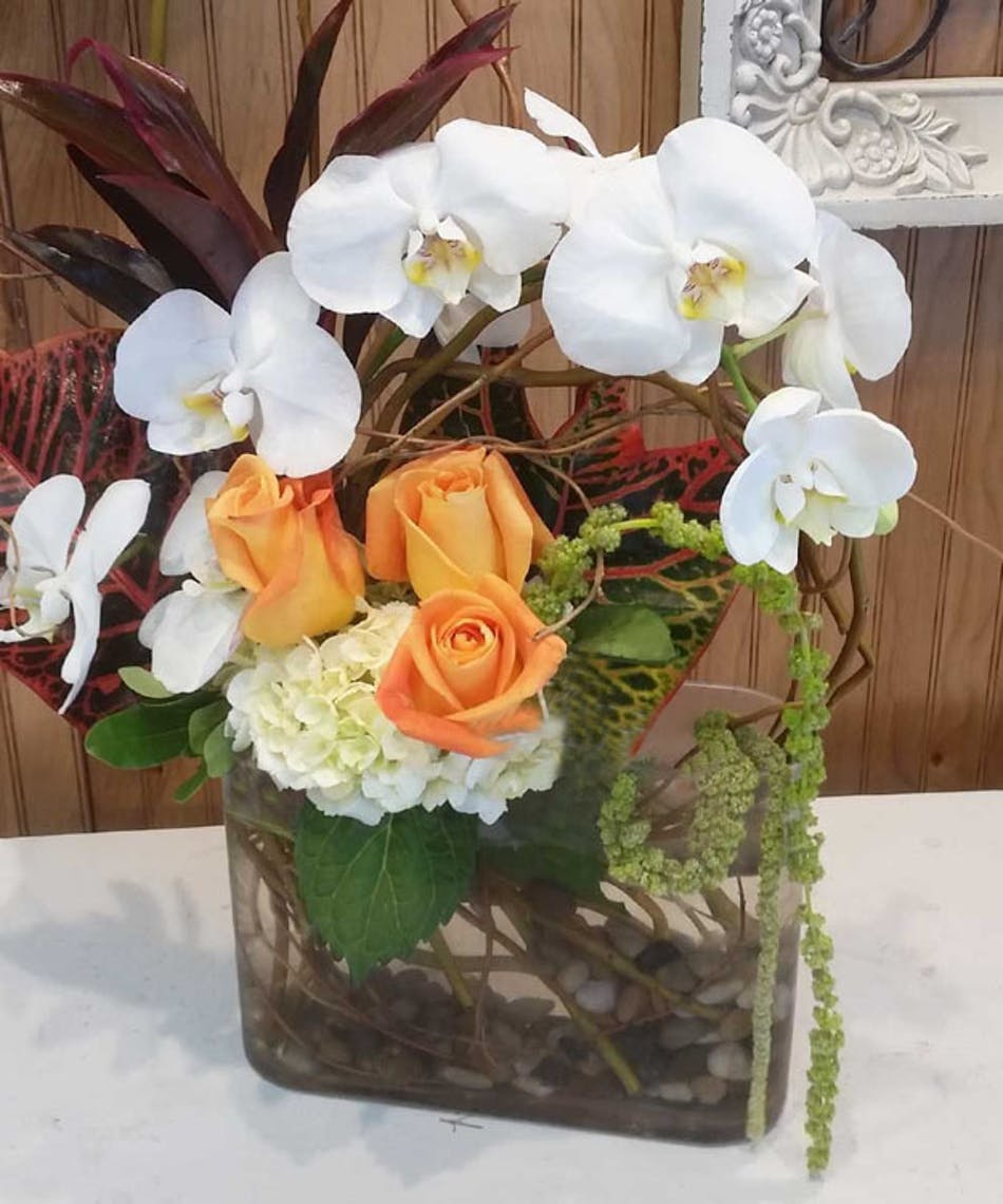 Elegance of the Refined - Luxury Flowers - Columbus (OH) Florist
