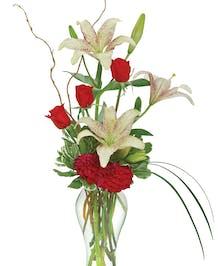Anniversary Lily Elegance