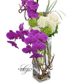 Fluer De Orchida Luxury Flowers Ohio Florists