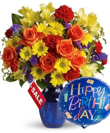 Birthday Balloons & Flower Delivery Columbus