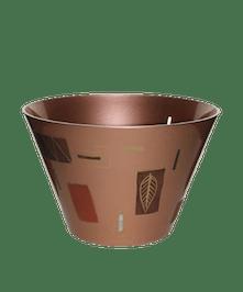 Geometrical Leaves Bowl by Womar
