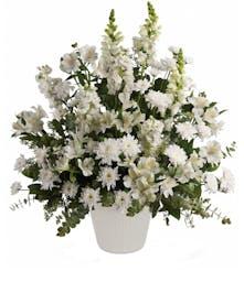 Heavenly Light Sympathy Flowers Columbus Ohio