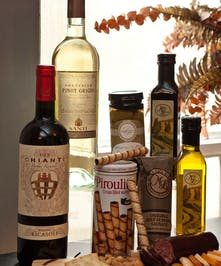 Italina Double Wine Gourmet Premium Collection