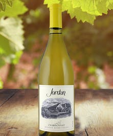 Jordan Russian River  Chardonnay New Albany Ohio Wines Newark Ohio