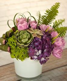 Lavender Delight Columbus Oh Florists Newark Ohio Flowers