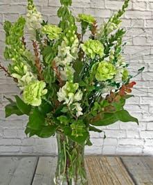 Luck Of The Irish Columbus flowers St Patrikcs Day