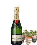 Moet & Chandon Champagne & Strawberries