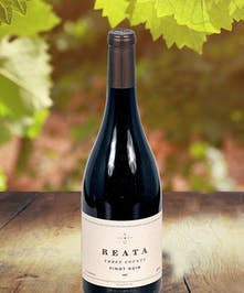 Reata Three County Pinot Noir Newark Ohio Wines New Albany Wine Shops