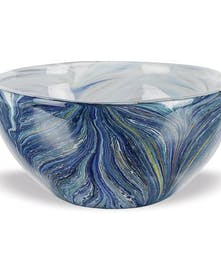 Renoir Glass Bowl by Badash
