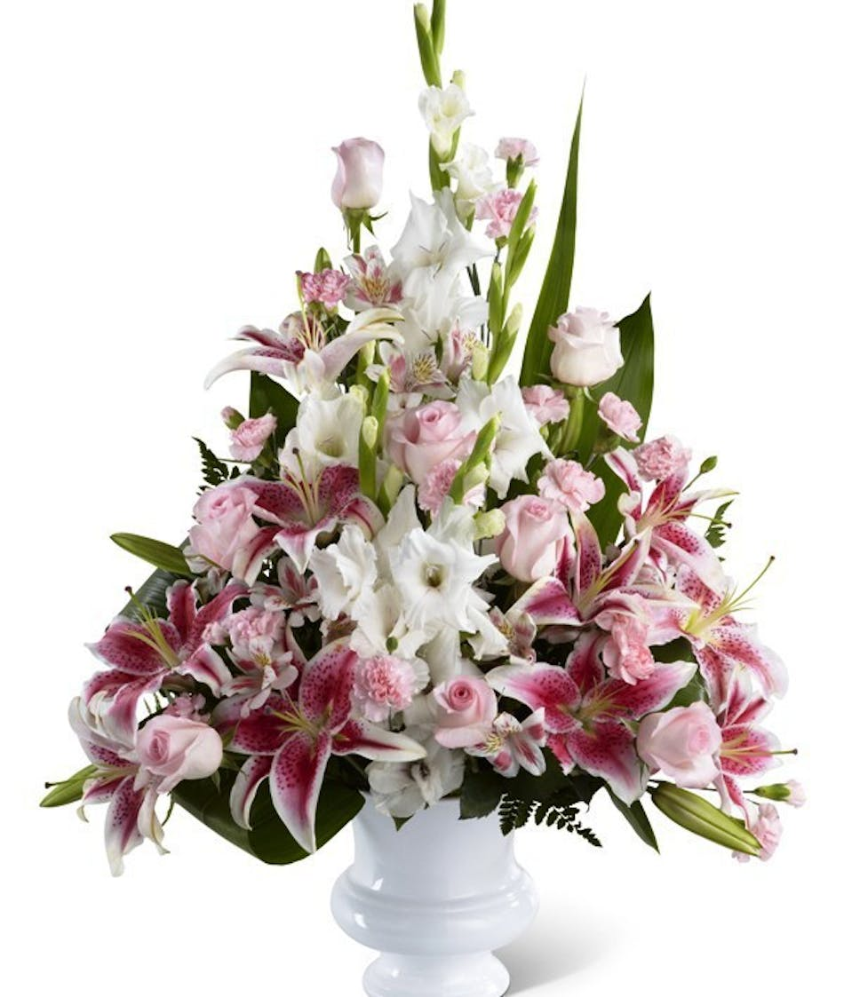 Purely Beautiful Columbus Funeral Flowers Sympathy Flowers