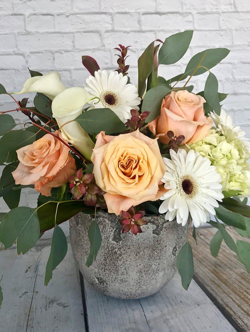 Shimmering Rosatta Columbus Flowers Newark Ohio Florists
