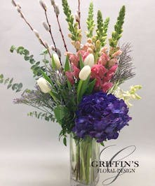 Spring Bounty of Luxury Flowers - Columbus (OH) Griffins' Floral
