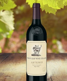 Stags Leap Artemis Cabernet Sauvignon New Albany Ohio Wines Newark Ohio