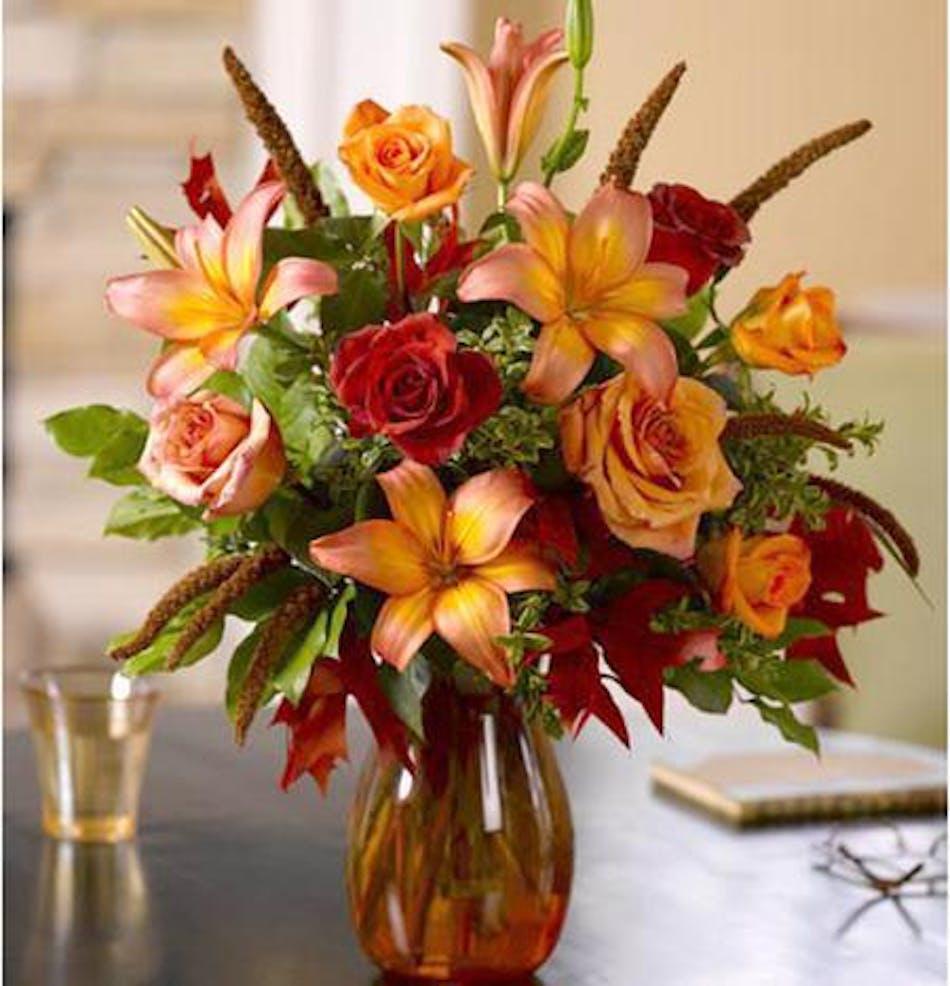 Fall grandeur autumn flowers columbus ohio griffins fall grandeur columbus oh florists griffins izmirmasajfo
