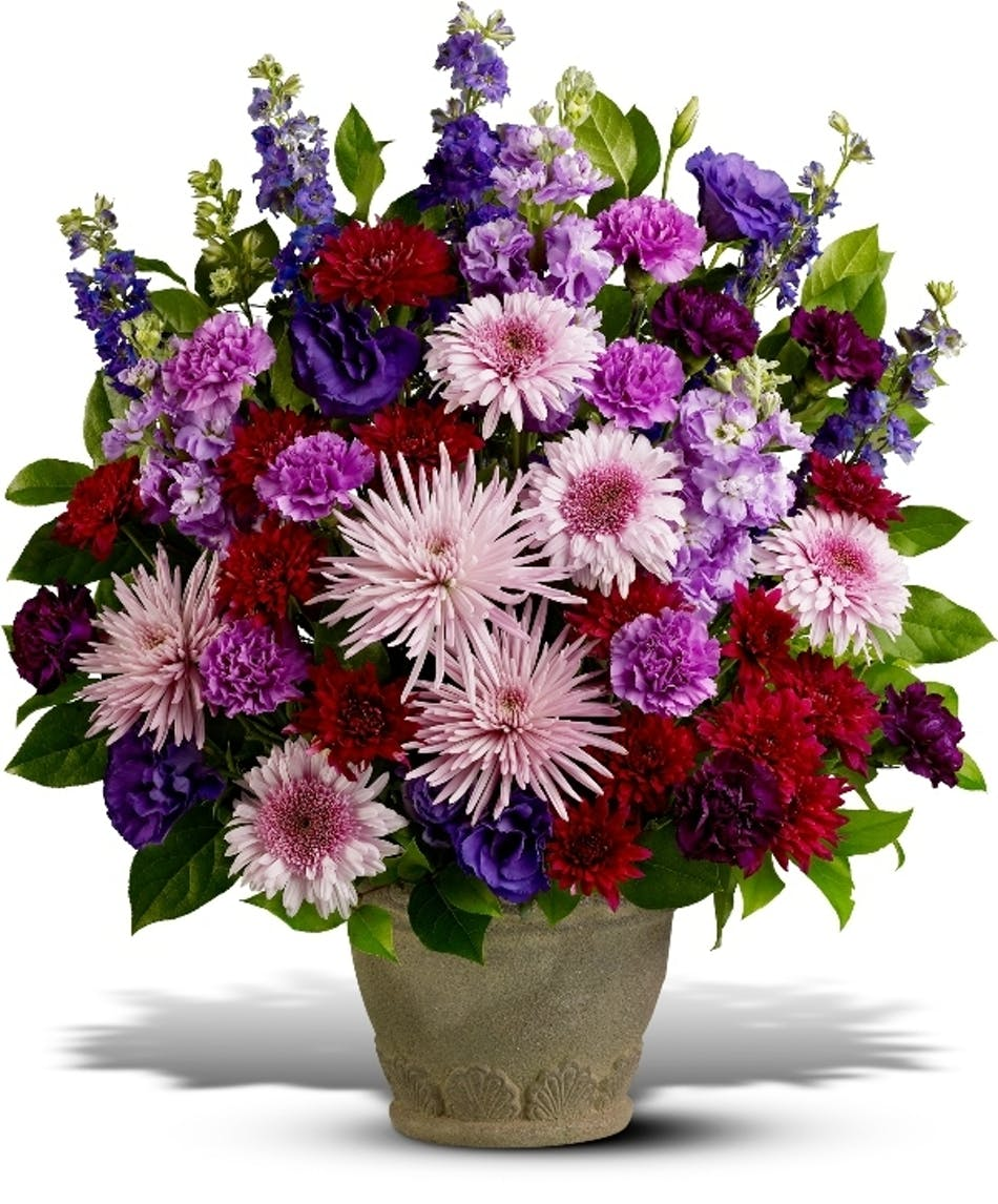 Jewels from the heart columbus funeral flowers sympathy flowers jewels from the heart columbus funeral flowers sympathy flowers funeral baskets izmirmasajfo Image collections