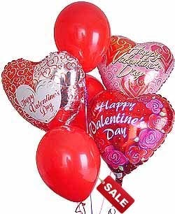 Valentines Day Balloons By Columbus Oh Valentined Day Flowers Specialist  Griffins
