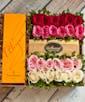 24 Roses & Veuve Cliquot Gift Set