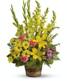 Vivid Recollections Sympathy Flowers Columbus Ohio
